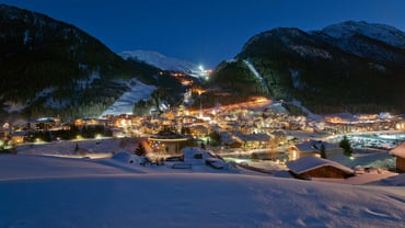 Winter in Ischgl