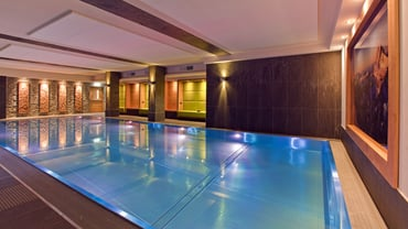 Indoor & outdoor pools