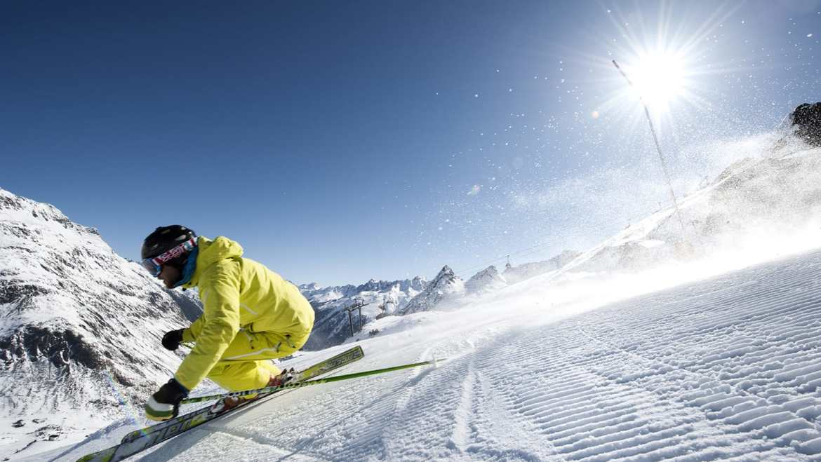 Ski Fun Package with your very own pair of ski
