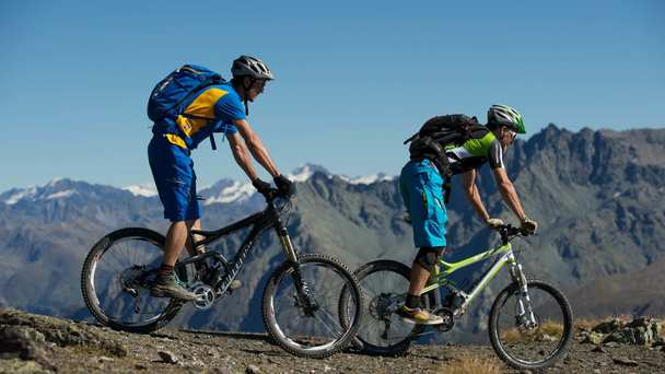 3 days Mountainbike Package